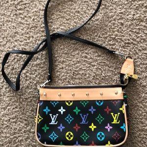 Small handbag purse Louis Vuitton Paris